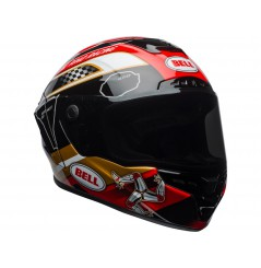Casque BELL Star Mips Isle Of Man 18.0 Gloss Black/Gold