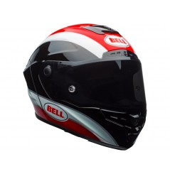 Casque BELL Star Mips Gloss Black/Red Classic