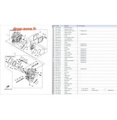 Carburateurs Superjet 700 07-16
