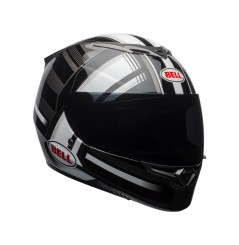 Casque BELL RS2 Gloss White/Black/Titanium Tactical