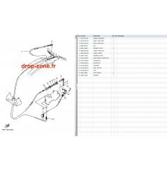 Câbles Superjet 700 08-19