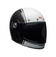 Casque BELL Bullit Carbon Gloss White/Carbon Pierce