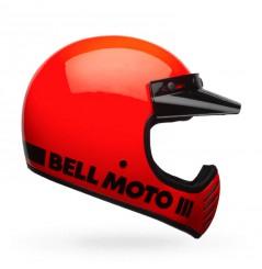 Casque BELL Moto-3 Classic Flo orange