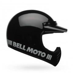 Casque BELL Moto-3 Classic noir