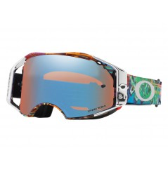 Masque OAKLEY Airbrake Jeffrey Herlings Signature Series écran Prizm MX Sapphire
