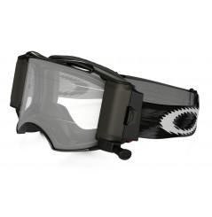 Masque OAKLEY Airbrake Race-Ready Roll-Off Jet Black Speed écran transparent