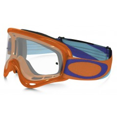 Masque OAKLEY O Frame Heritage Racer Neon Orange écran transparent