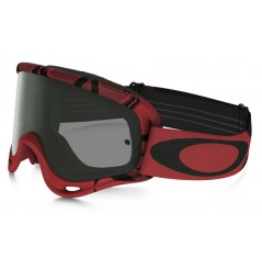 Masque OAKLEY O Frame Intimidator Red/Black écran Dark Grey