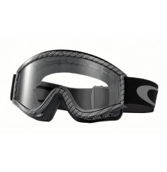 Masque OAKLEY L Frame Carbon Fiber écran transparent