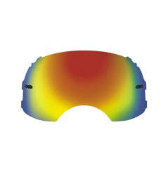 Ecran de rechange OAKLEY Airbrake Plutonite Fire Iridium
