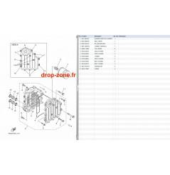 Refroidisseur huile FX SHO-Cruis 12-15/ FZR-FZS SHO 12-13