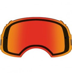 Ecran double de rechange OAKLEY Airbrake Plutonite Persimmon