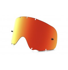 Ecran de rechange OAKLEY Crowbar Lexan Fire Iridium