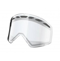 Ecran double ventilé de rechange OAKLEY Proven transparent