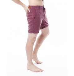 JOBE DISCOVER SHORTS HOMME RUBY ROUGE