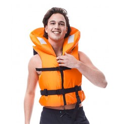 JOBE COMFORT BOATING GILET ORANGE