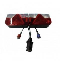 Kit feux 6 fonctions PM faisceau 4.60m pour Q 340 SL/J370/B0340/T3