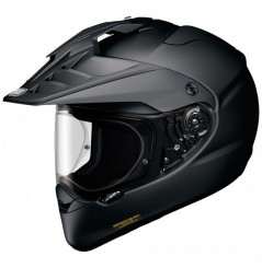 Casque Hybride SHOEI Hornet Adv Matt Black