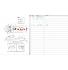 Labels sécurité VXR 14-17/ VXS 14-15