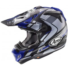 Casque ARAI MX-V Bogle Blue