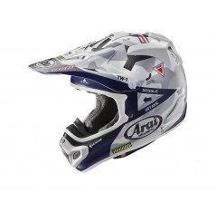 Casque ARAI MX-V Navy Blue