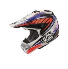Casque ARAI MX-V Rumble Blue
