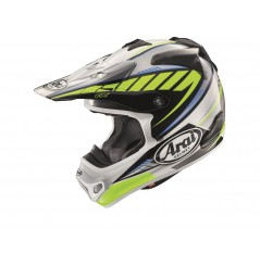 Casque ARAI MX-V Rumble Yellow