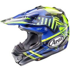 Casque ARAI MX-V Star Yellow