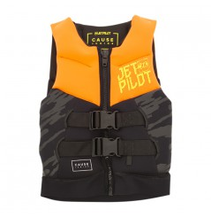 GILET JETPILOT CAUSE YOUTH/TEEN NEO ISO 50N VEST