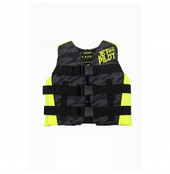 GILET JETPILOT CAUSE YOUTH/TEEN NYLON ISO 50N VEST