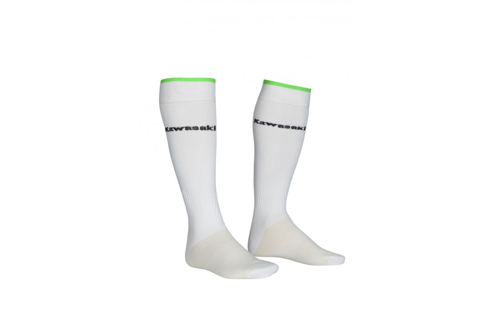CHAUSSETTES MONTANTES BLANCHES