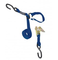 TRIPLE HOOK RATCHET TIE DOWN