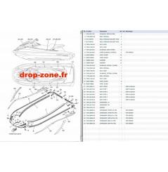 Tapis/ Listons VXR 17