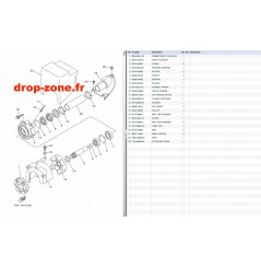 Transmission GP 1800 17-19