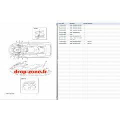 Labels sécurité GP 1800 17-19
