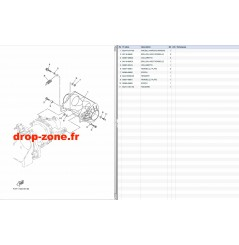 Système marche arrière EX Sport 17-20/ EX Deluxe 17-20/ EXR 19-20