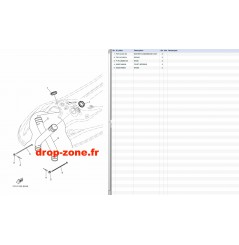 Ventilation EX Sport 17-19/ EX Deluxe 17-19/ EX 18-19/ EXR 19