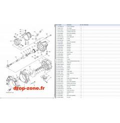 Turbine FX SVHO 18-19/ FX SVHO Cruiser 18-19