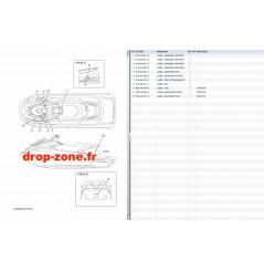 Labels sécurité VXR 18-19