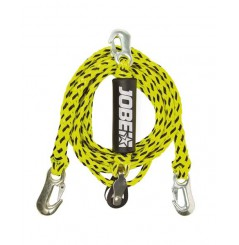 JOBE V DE TRACTION AVEC POULIE 12FT 2P