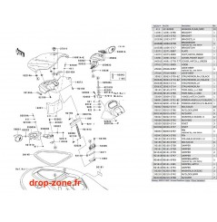 coque avant STX-15F 06