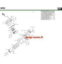 Cylindre 750 i 4x4 EPS 19