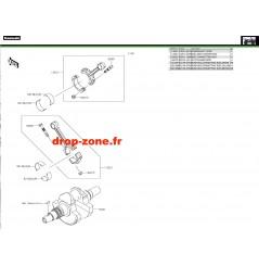 Vilebrequin 750 i 4x4 EPS 19