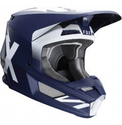 Casque cross FOX V1 Werd Navy 20