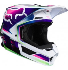 Casque cross FOX V1 Gamma Multicolor 20