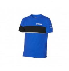 T-shirt Paddock Blue pour homme Yamaha