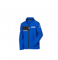 Veste Softshell Paddock Blue pour enfant