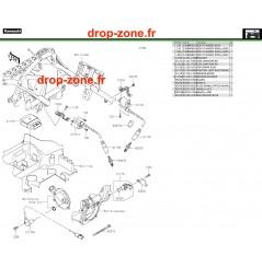 Système d'allumage 750 4x4i EPS 19