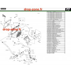 Radiateur 750 4x4i EPS 19