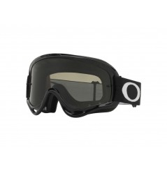 Masque OAKLEY O Frame MX Jet Black écran Dark Grey